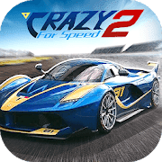 Crazy for Speed 2 v2.1.3935 MOD APK (Unlimited gold coins/Unlimited nitrogen/Unlock all vehicles) For Android